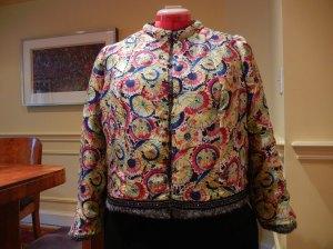 Chanel/Spadea jacket lining