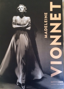 "The book ""Madeleine Vionnet"" by Betty Kirke"
