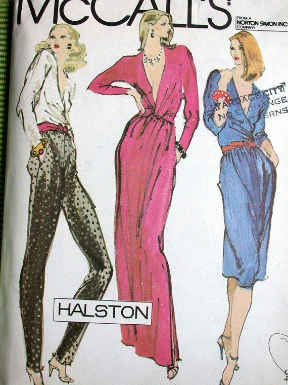 Halston | Jet Set Sewing