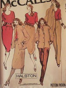 Halston pattern #3