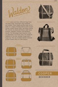 Cooper Bag Pattern