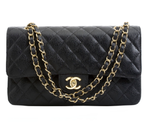 Chanel 2.55 leather bag