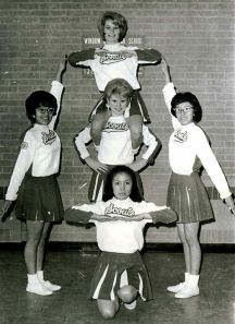 Vintage Cheerleading