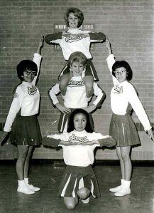 Vintage Cheerleading