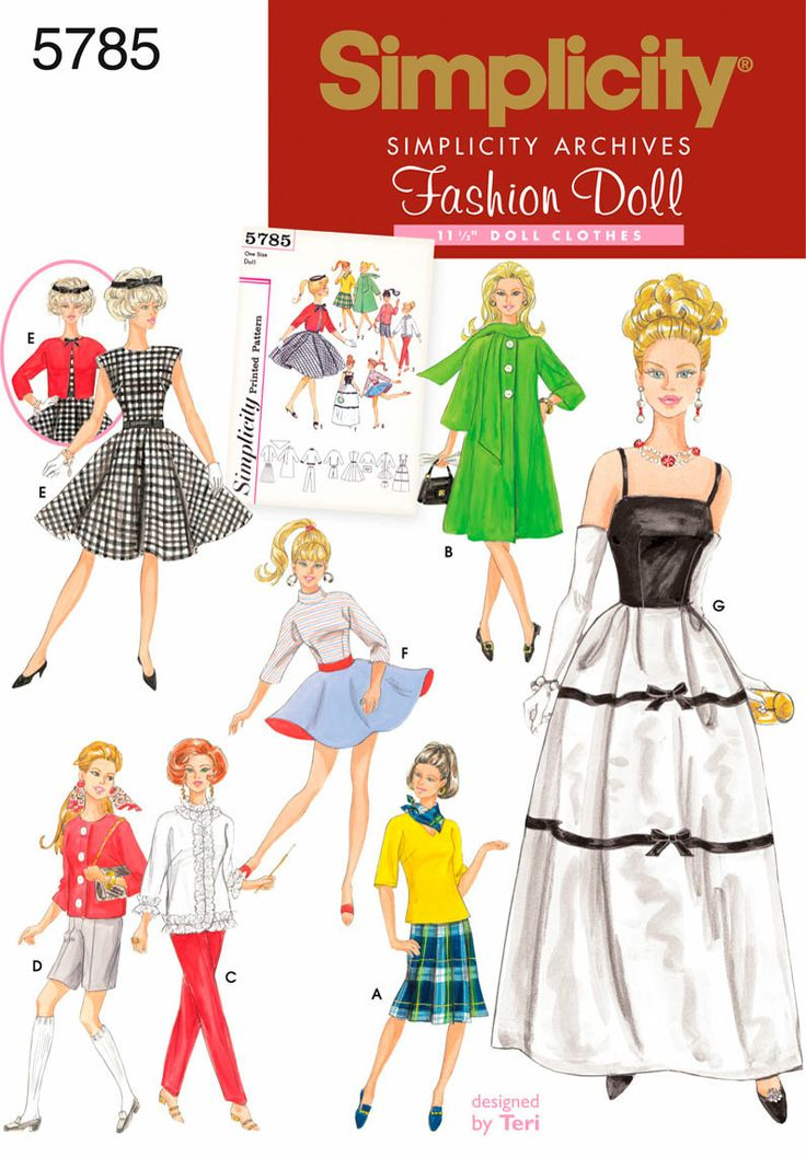 More Faking Vintage Looks With Modern Patterns Jet Set Sewing