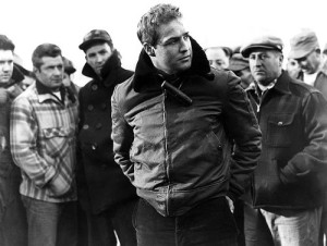 Brando in bomber jacket