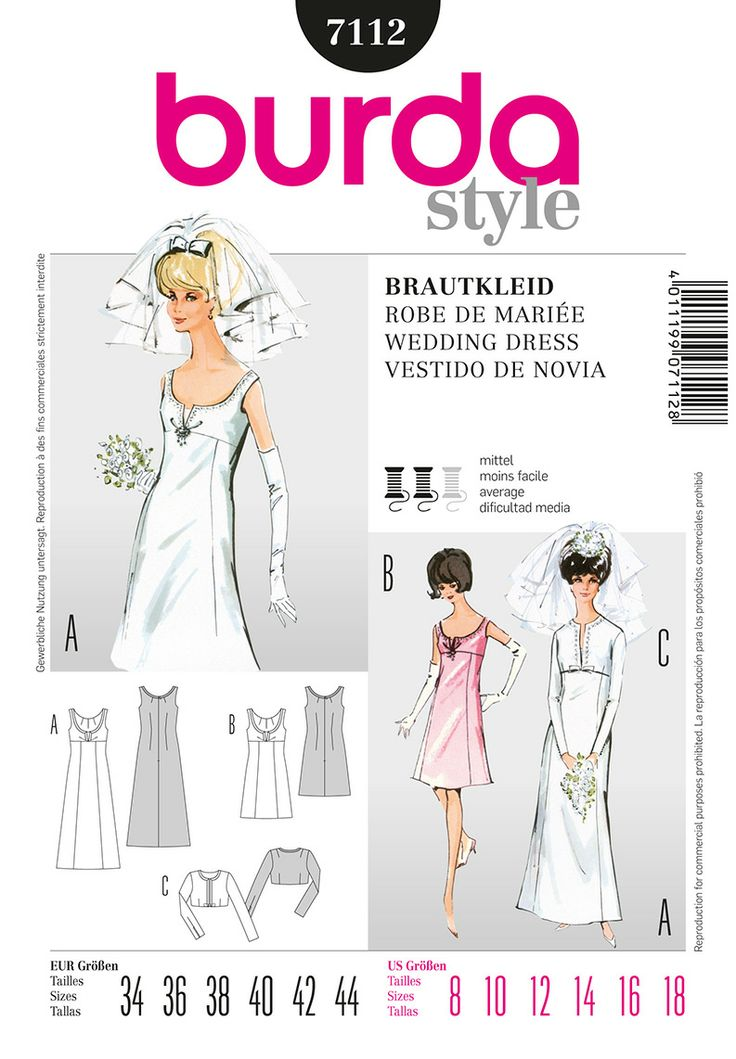 Burda Style patterns | Jet Set Sewing