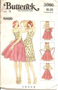 Kenzo Pattern