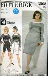 Mary Quant pattern