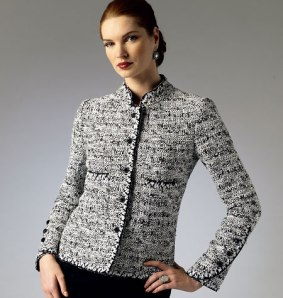 Shaeffer Chanel Jacket Pattern
