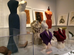 Charles James dressforms