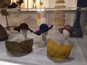 Charles James hats