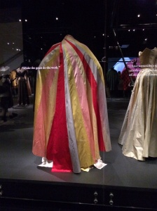 Charles James cloak