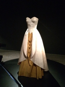 Charles James naughty dress
