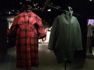 Charles James coats