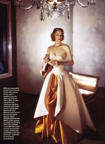 Millicent Rogers in Charles James
