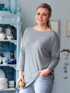 Burda Tunic pattern