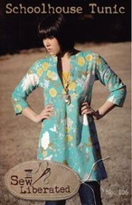Sew Liberated tunic pattern