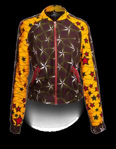 Vlisco Jacket
