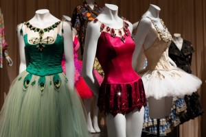 Ballanchine costumes