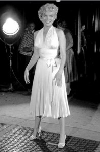 Seven Year Itch on Marilyn
