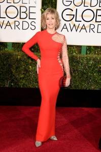 Jane Fonda-Versace
