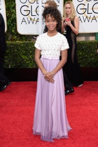Quvenzhane Wallis Armani Junior
