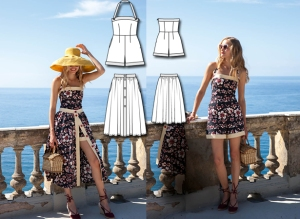 Burda Beach Collection