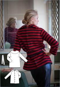 Burda Sweater