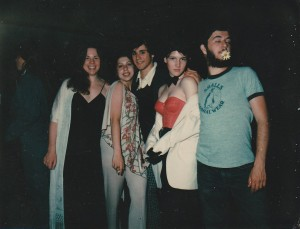 SUNY Purchase bustier '75